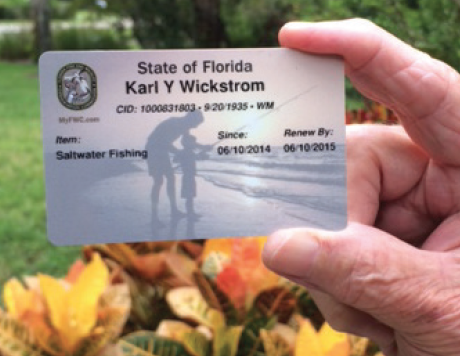 Skipping the age perk florida sportsman for Fl fishing license