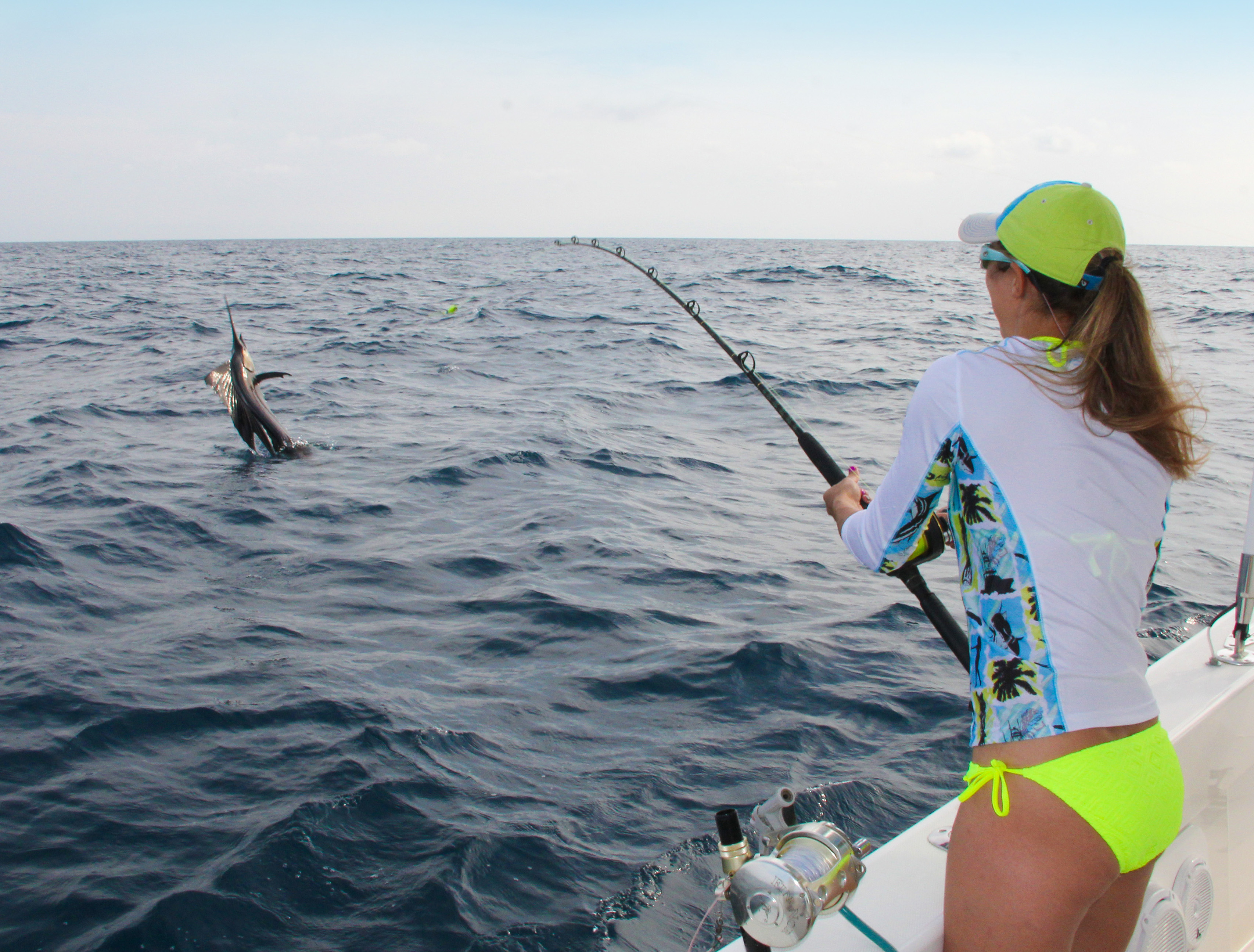 Head to the fs expo in tampa florida sportsman for Tampa bay fishing hot spots