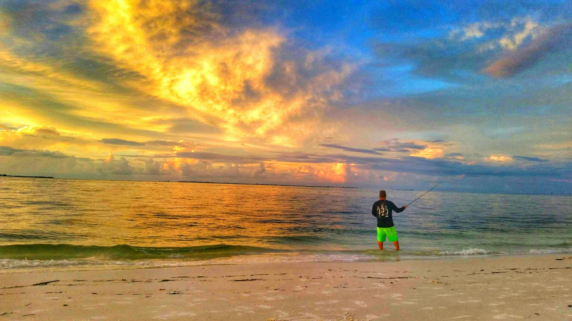 Hd anna maria florida sportsman for Fly fishing florida