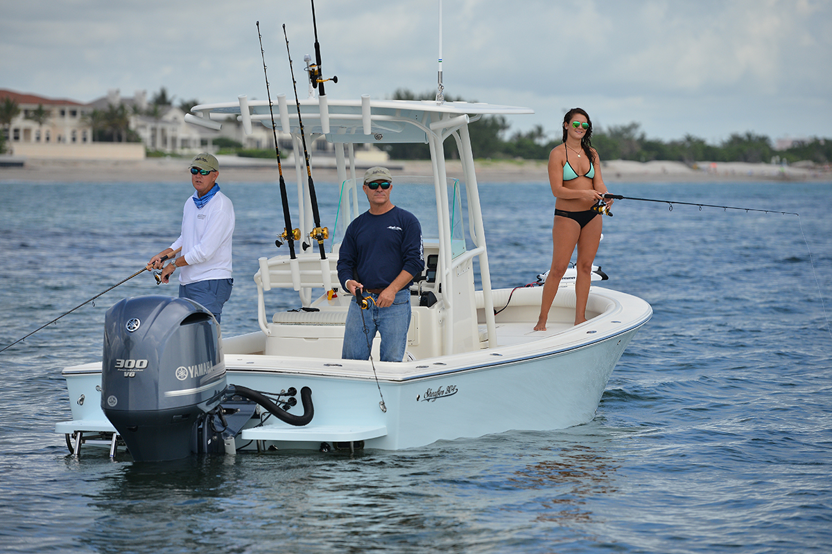 Fsbb Hybrid Bay Boats Florida Sportsman