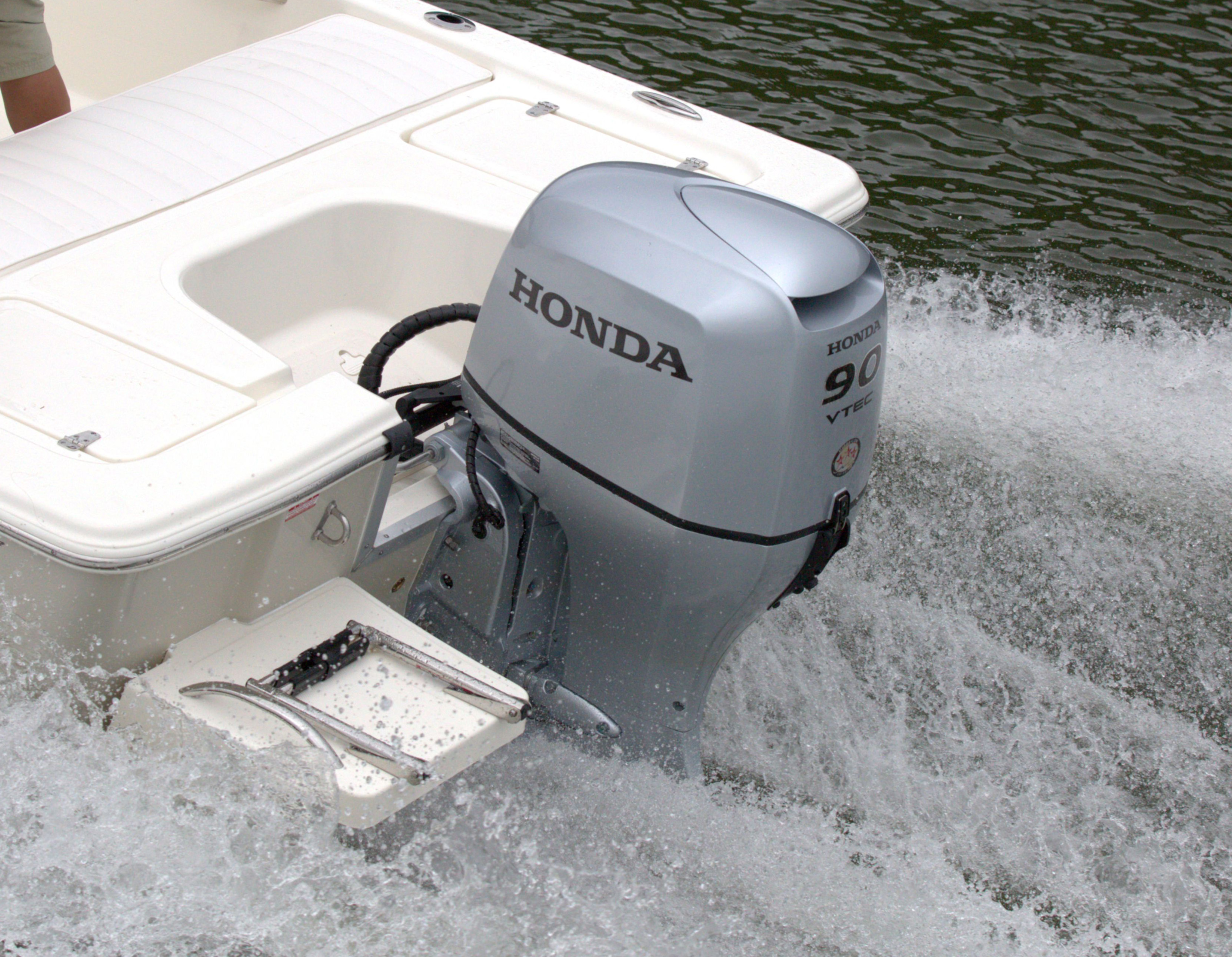 news marina honda halfsize engine marine by boating outboard r launches new us