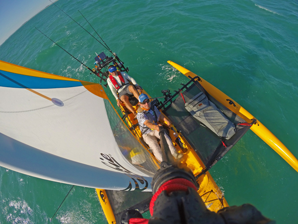 Hobie Adventure Islander For Sale