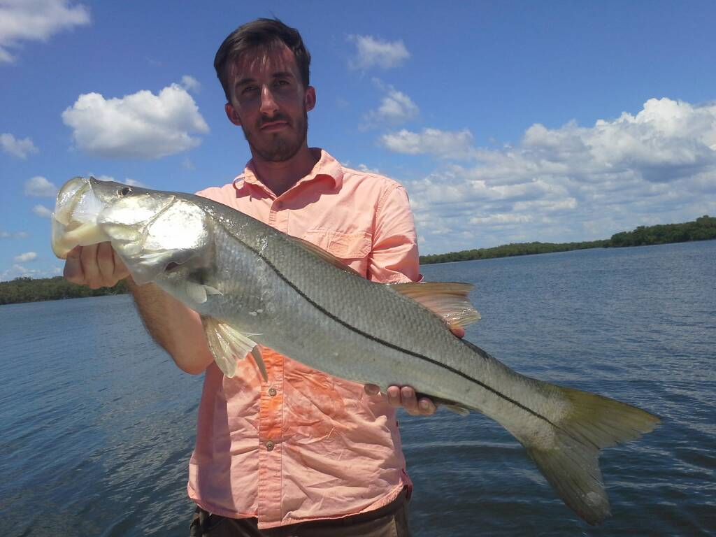 Summertime snook florida sportsman for Snook nook fishing report