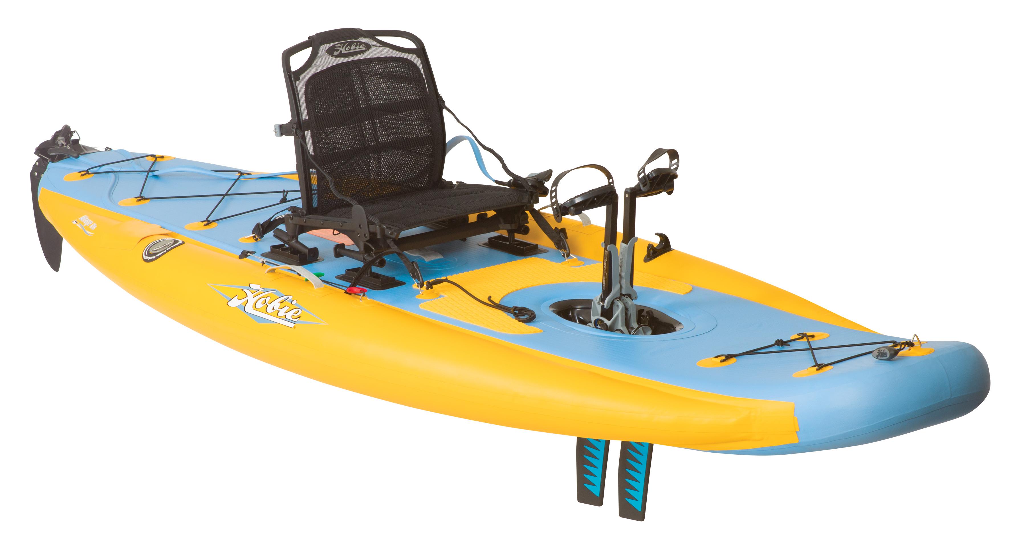 Hobie Mirage Inflatable Tandem Kayak I14t Review