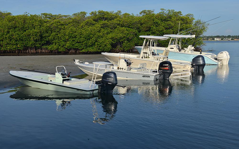 Boating florida sportsman for Florida fishing boats