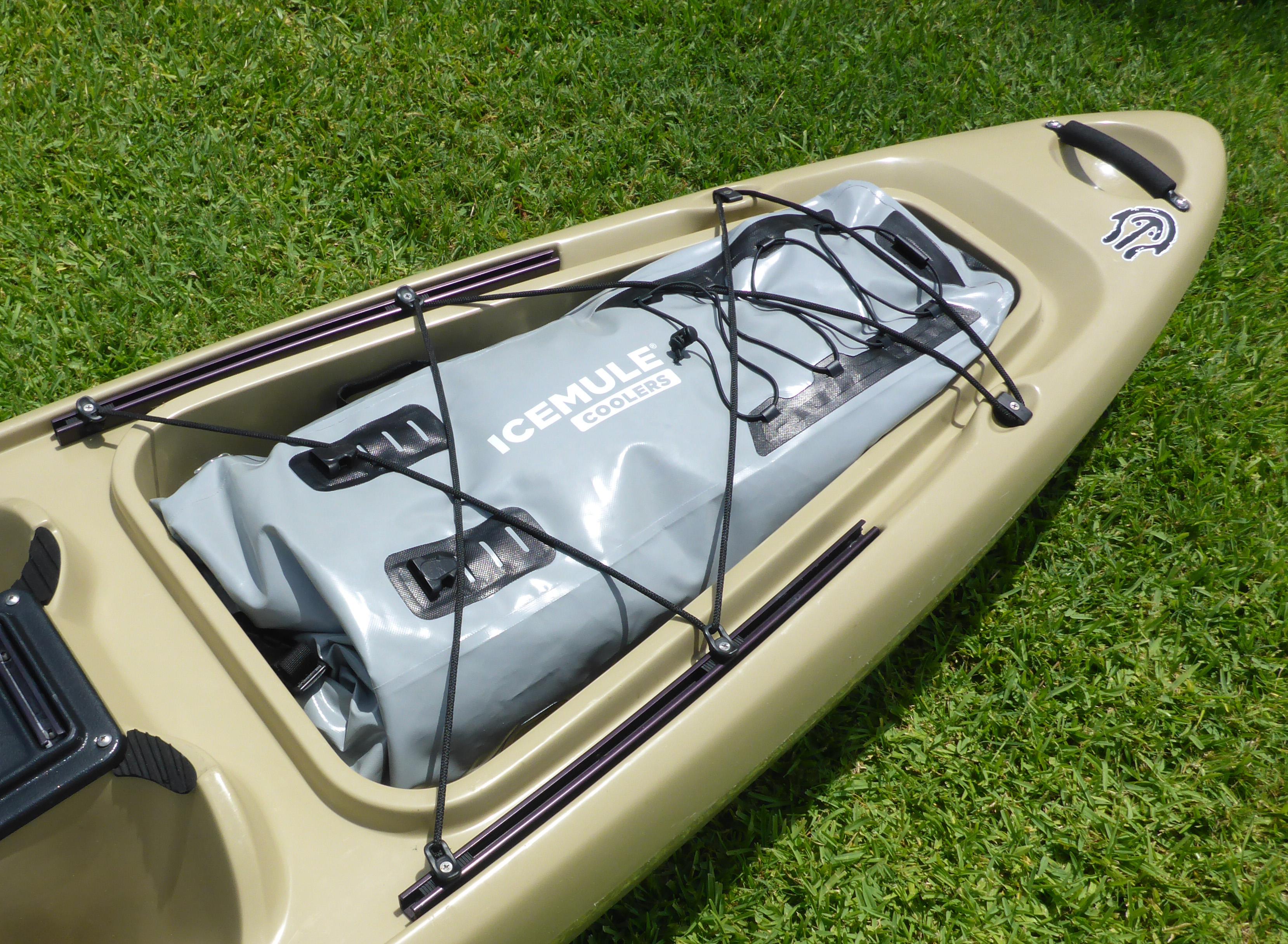 Kayak fish bags florida sportsman for Kayak fish bag