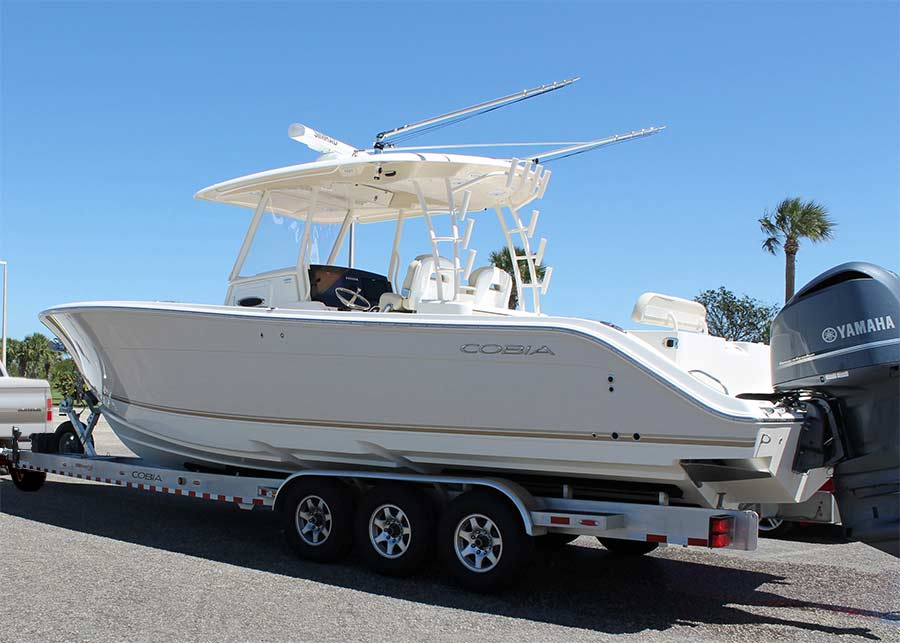 Tips for Towing Big Boats - Florida Sportsman