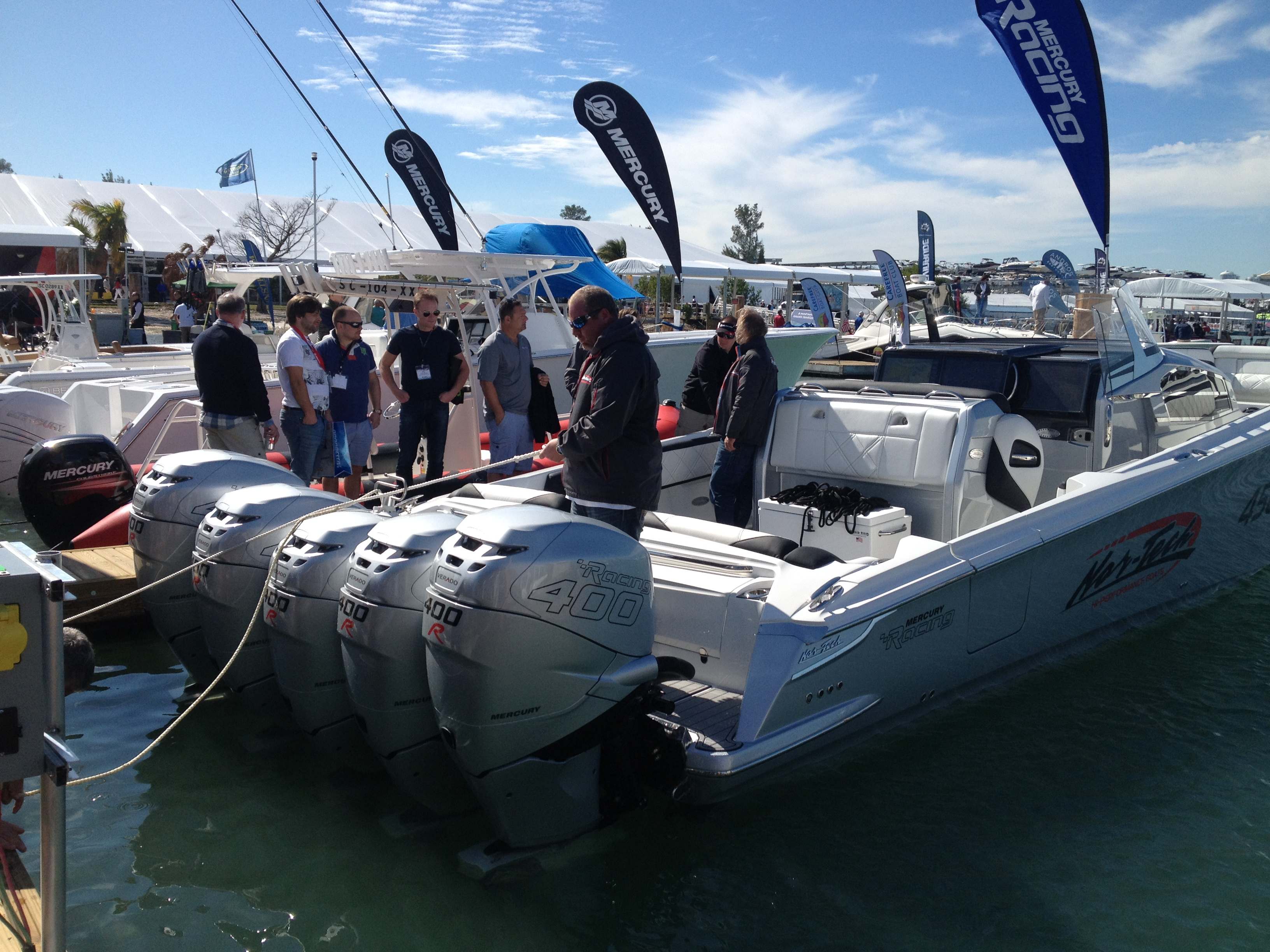 10 reasons to visit the miami international boat show florida sportsman - Miami boat show ...