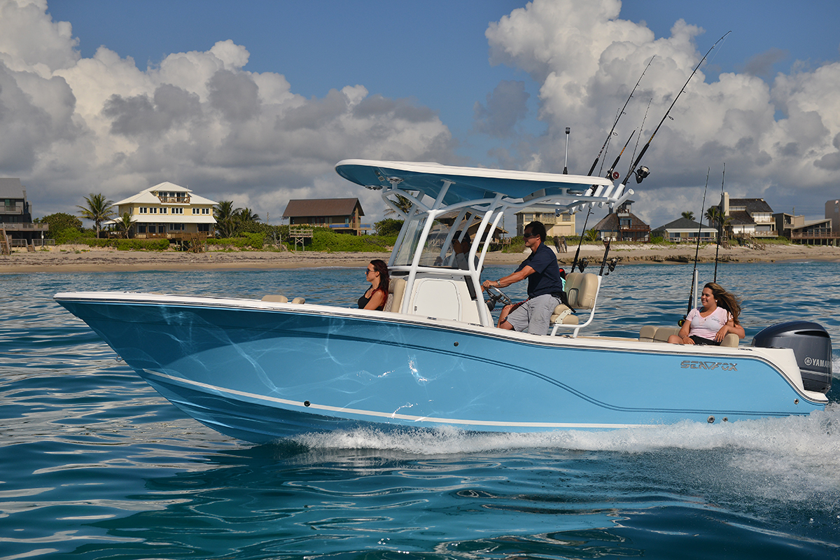 sea fox 246 commander florida sportsman sea fox 246 commander