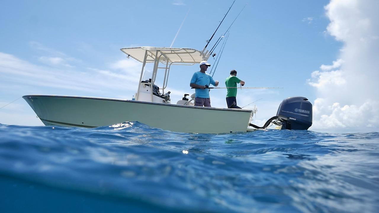 Bottom Fishing in the Florida Keys - Robbies of Islamorada