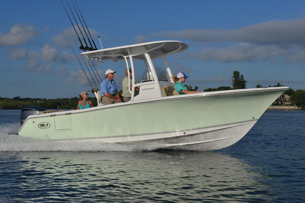 Sea Hunt Ultra 235 Se Florida Sportsman