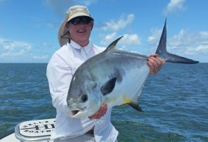 6a08b9bbdef1 A fishing trip with Capt.Carl Ball with AWOL Fishing Charters was won in a  raffle