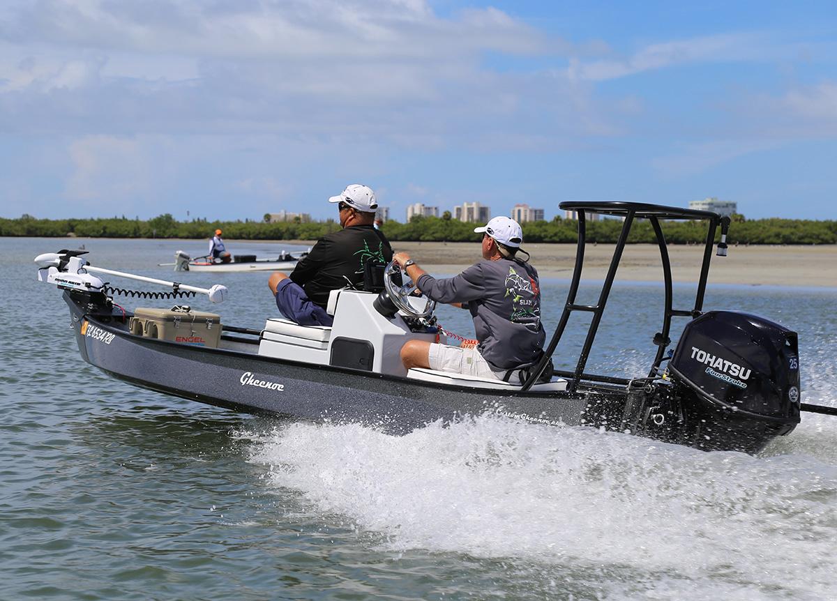 Florida Tow Show >> Florida Sportsman Best Boat - Gheenoe LT 25, Sea Born FX22 ...
