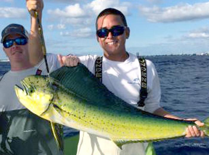 Fish on the troll drift and bottom florida sportsman for Florida sportsman fishing report
