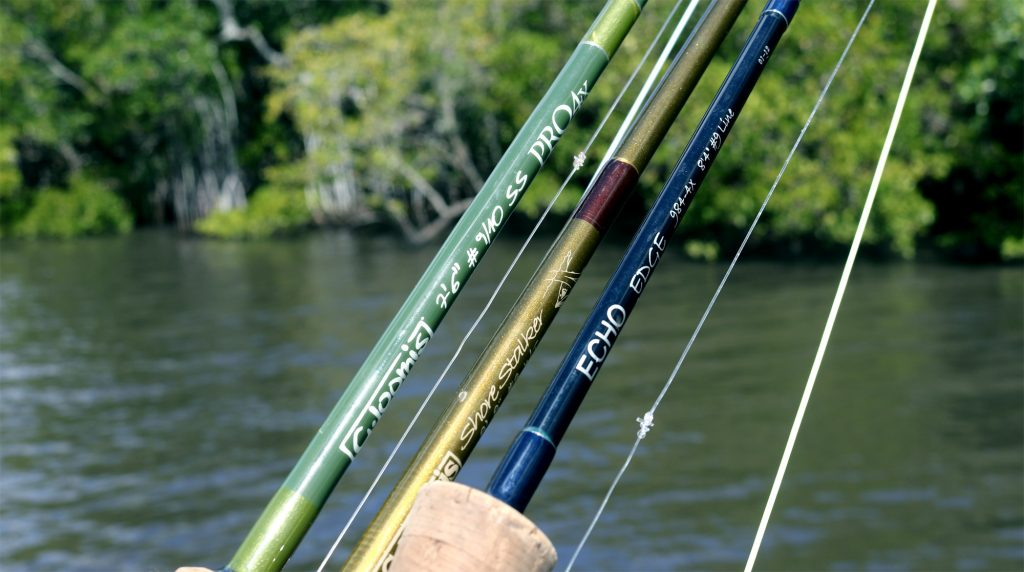 short fly rod
