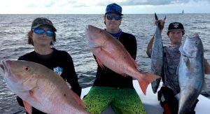 Cudjoe Key Variety Fishing