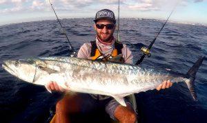 Kayak Kingfish
