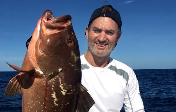 Miami Reef Fishing