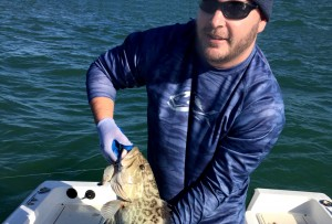 Drift Fishing Tampa Bay