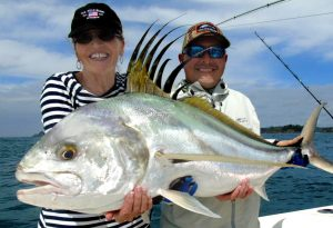 Isla Parida Roosterfish and Marlin