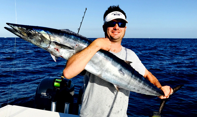 Fish on the troll drift and bottom florida sportsman for Jupiter florida fishing report