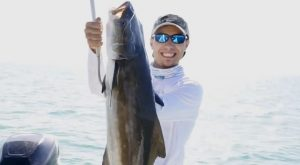 Targeting Cobia