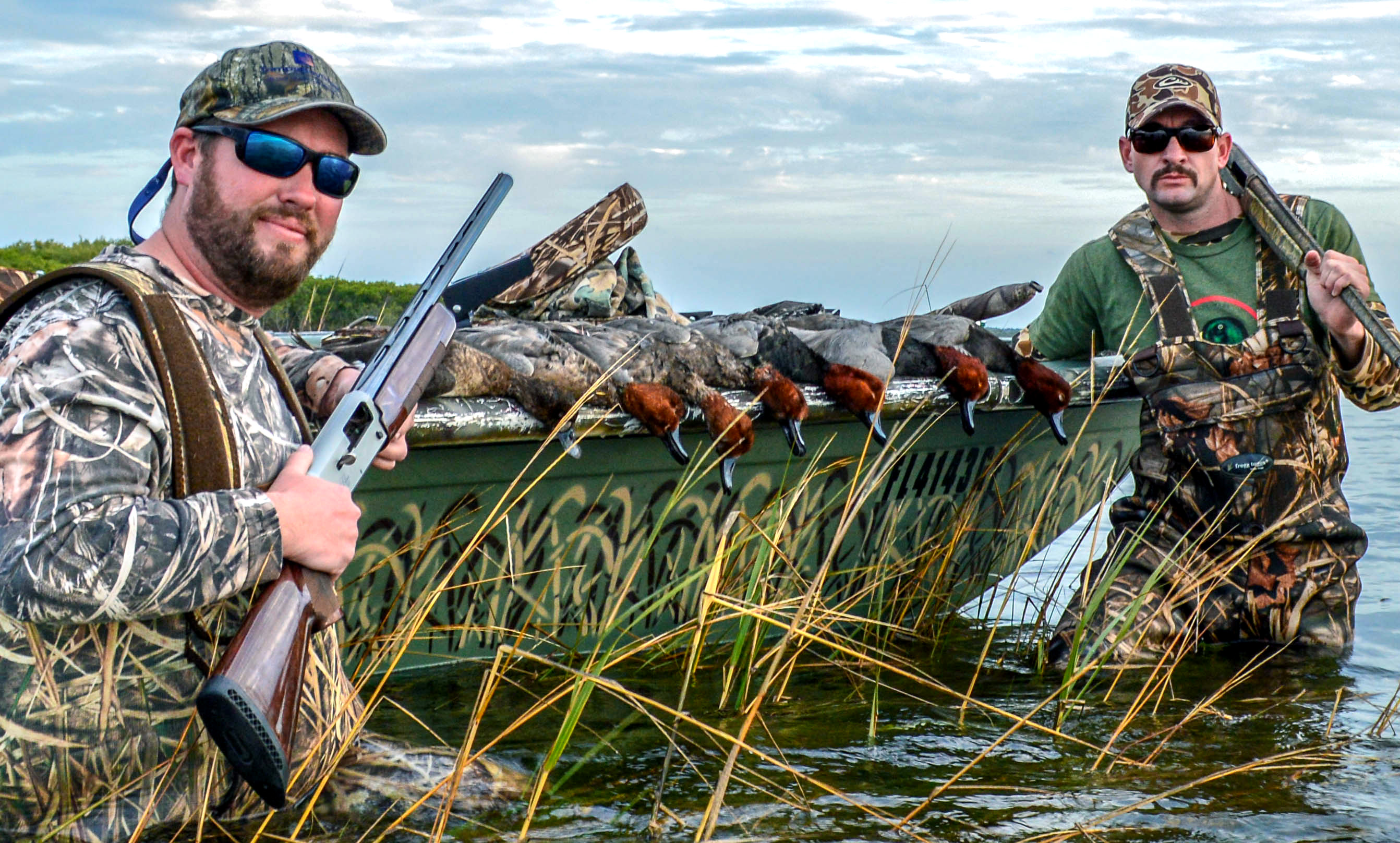 Best Florida Duck Hunting