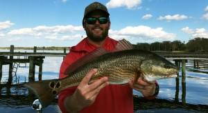Jacksonville Inshore Fishing