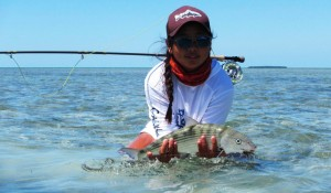 Fly Fishing Bonefish