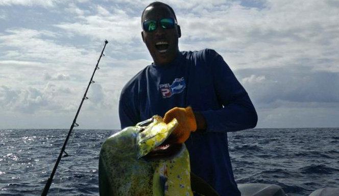 Recent offshore fishing reports from east central florida for Florida sportsman fishing report