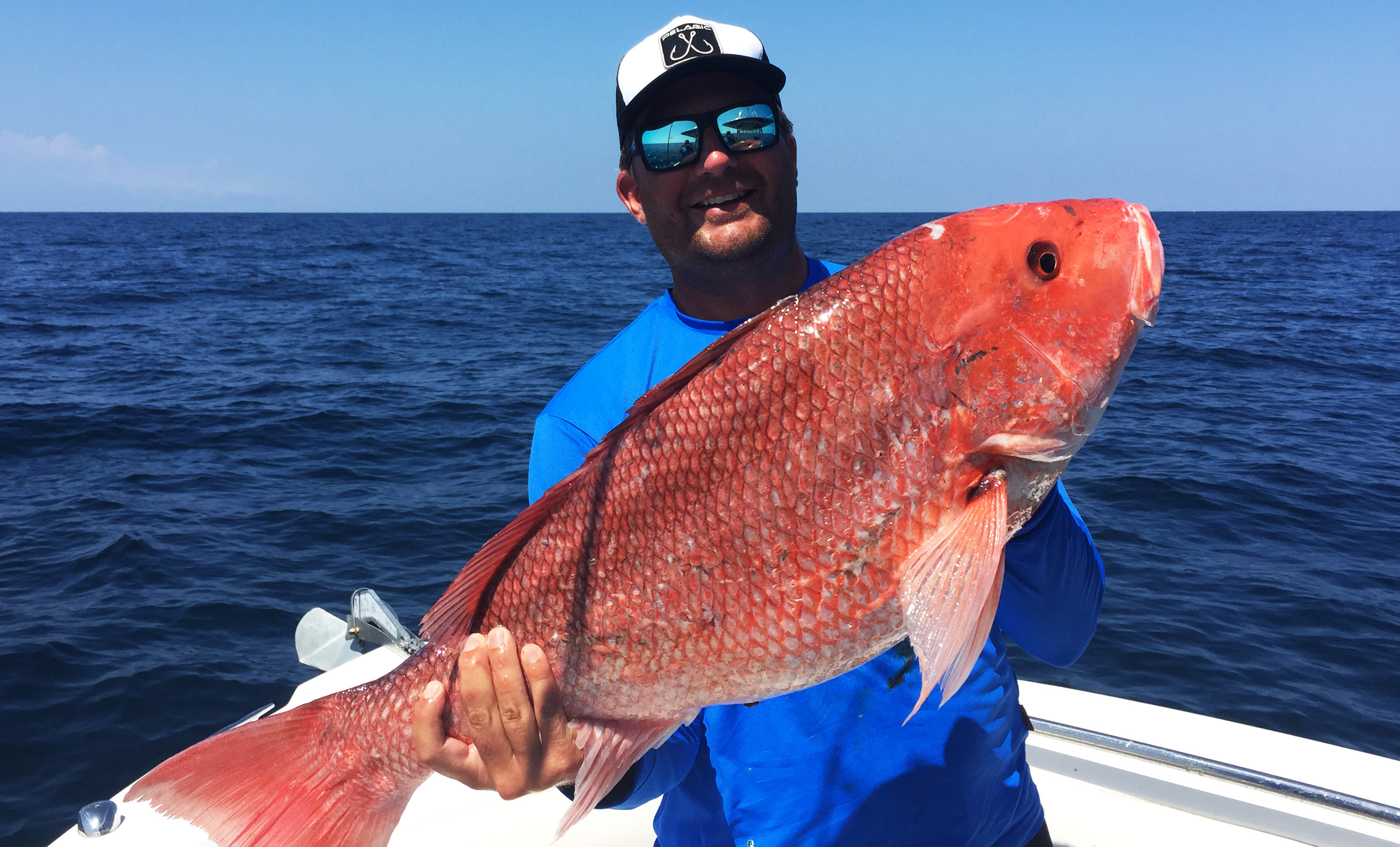 State gulf red snapper season set florida sportsman for Snapper fish florida