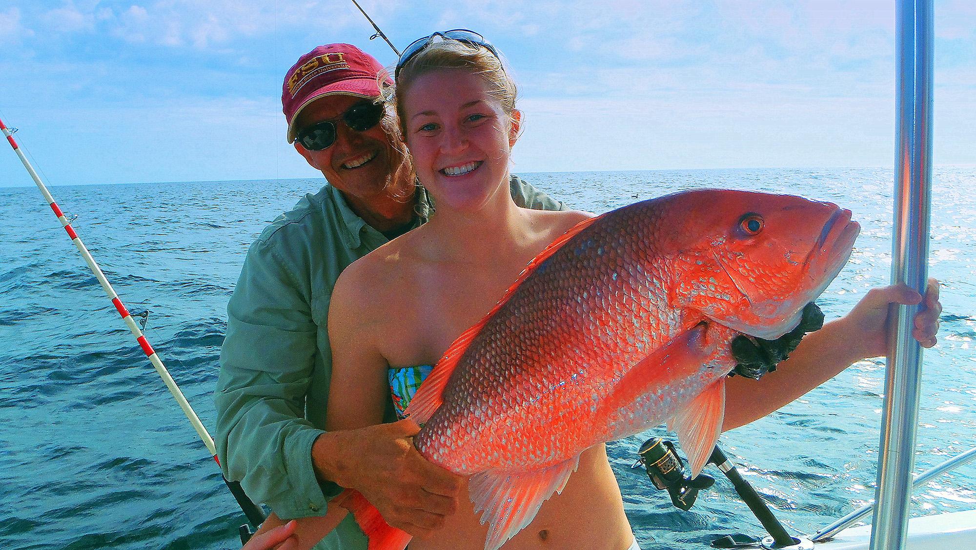 Gulf Red Snapper