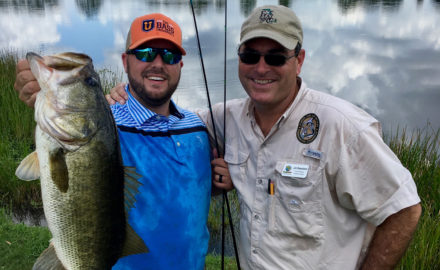 Florida sportsman fishing reports gear boats how to for Bass fishing tournaments in florida