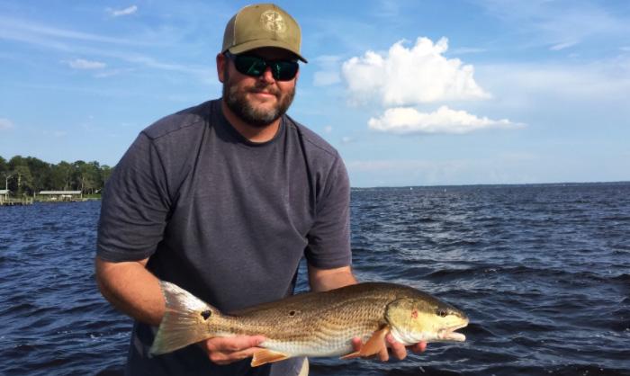 Drinlet florida sportsman for Florida sportsman fishing report