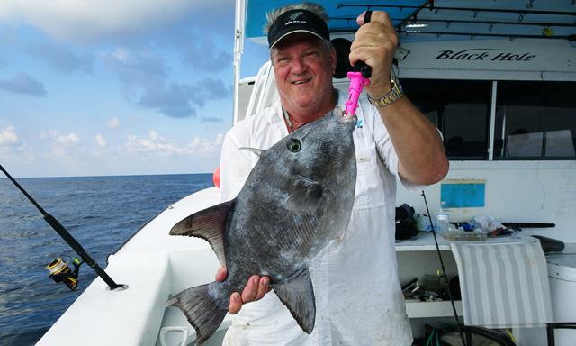 Drytrig florida sportsman for Florida sportsman fishing report
