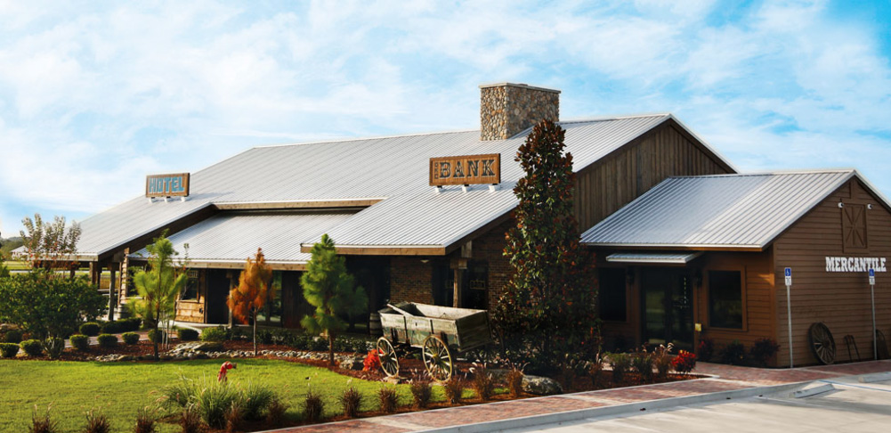 The Cabins At OK Corral, Situated On 350 Acres In The Heartland Of Florida,  Offer Its Guests A Refined Lodging Experience That Reflects A Rustic  Elegance ...