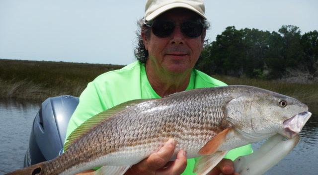 Redbill florida sportsman for Florida sportsman fishing report