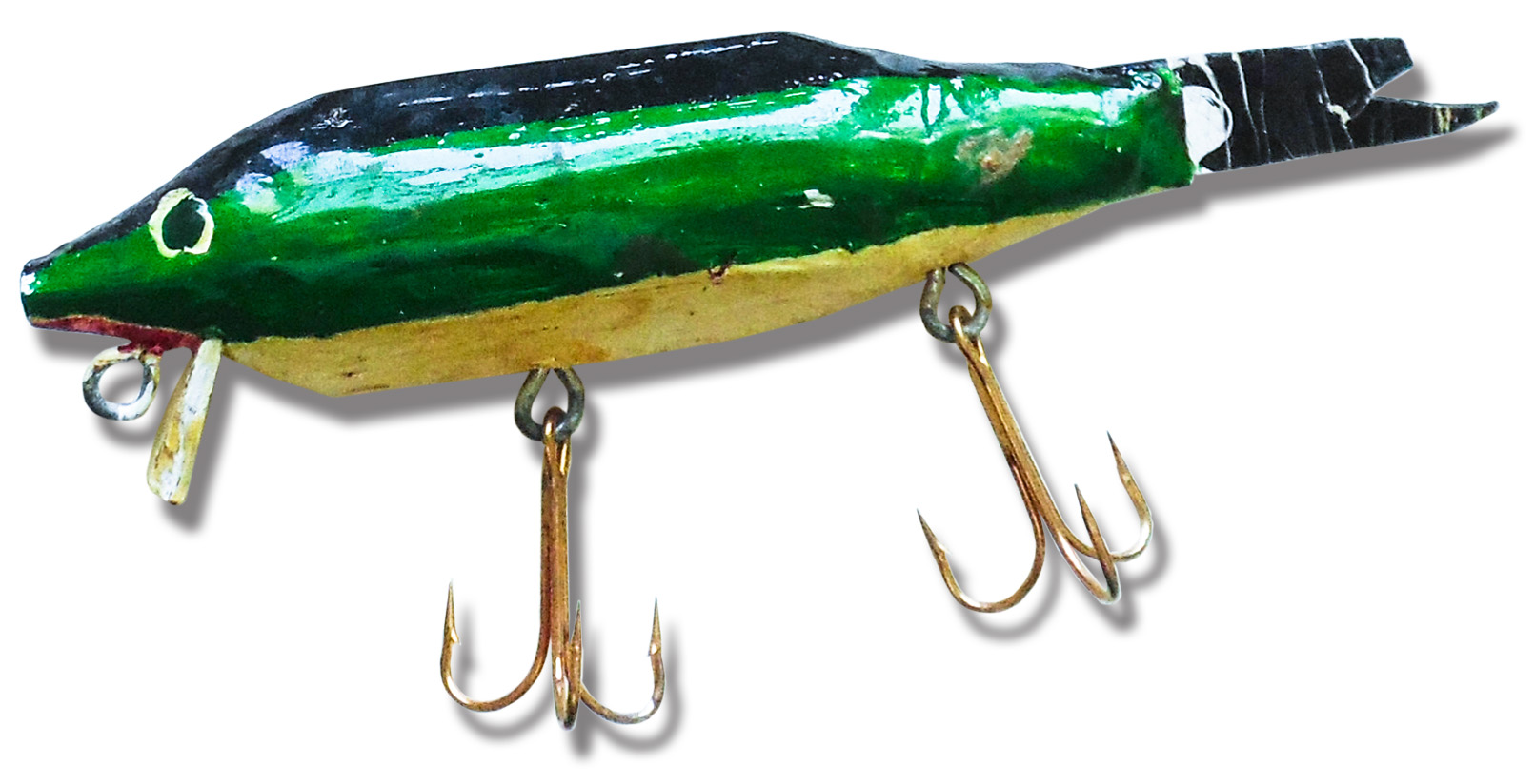 Diy bass lures do it your self for Homemade fish bait
