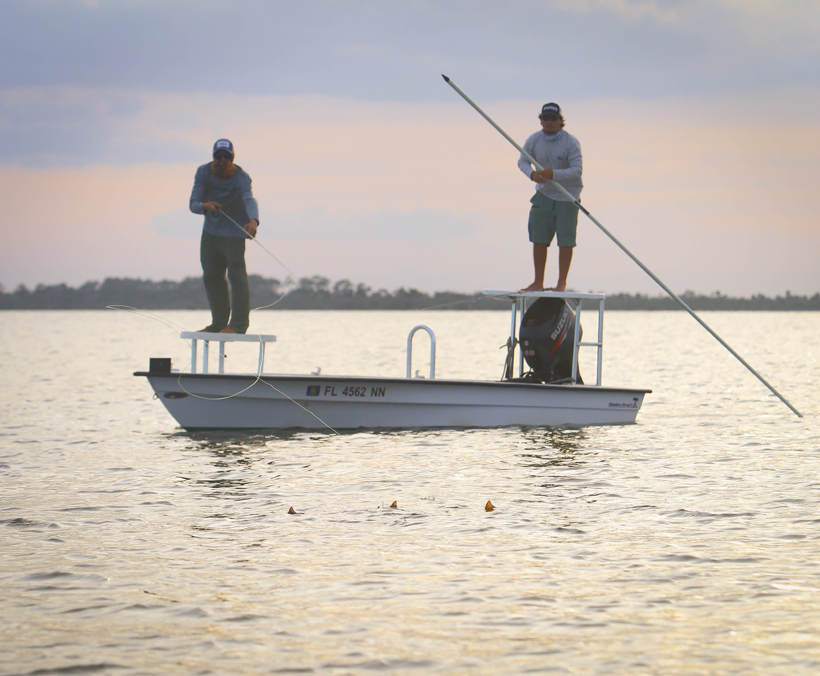 Five tips for sight fishing in saltwater florida sportsman for Reds fly fishing