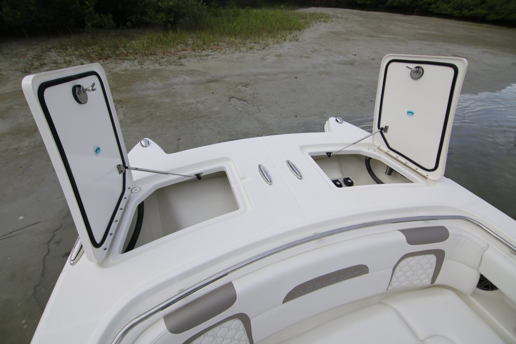 World Cat 280 CC-X Bow Storage Review