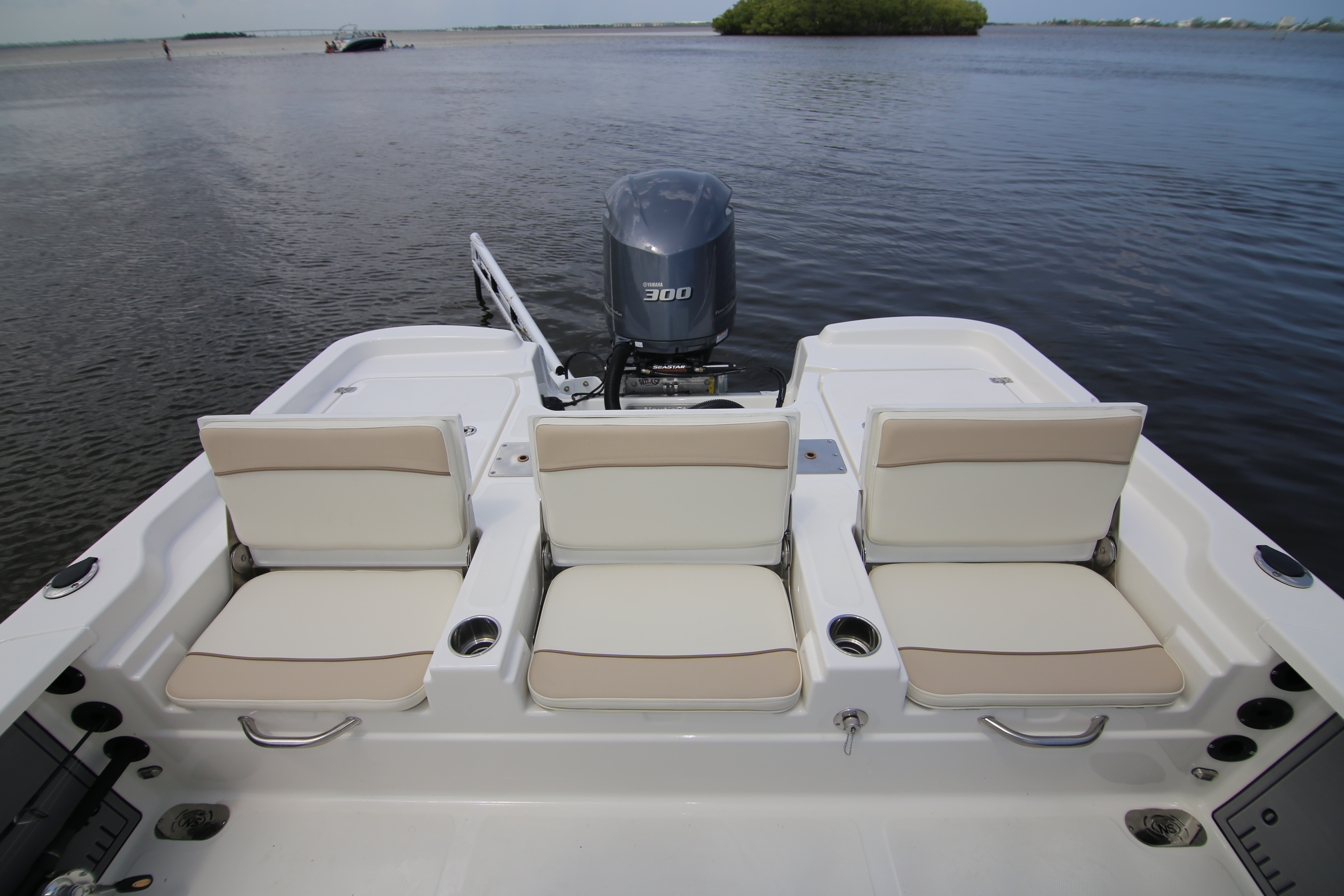 Nautic Star 265 XTS Jump Seat Review