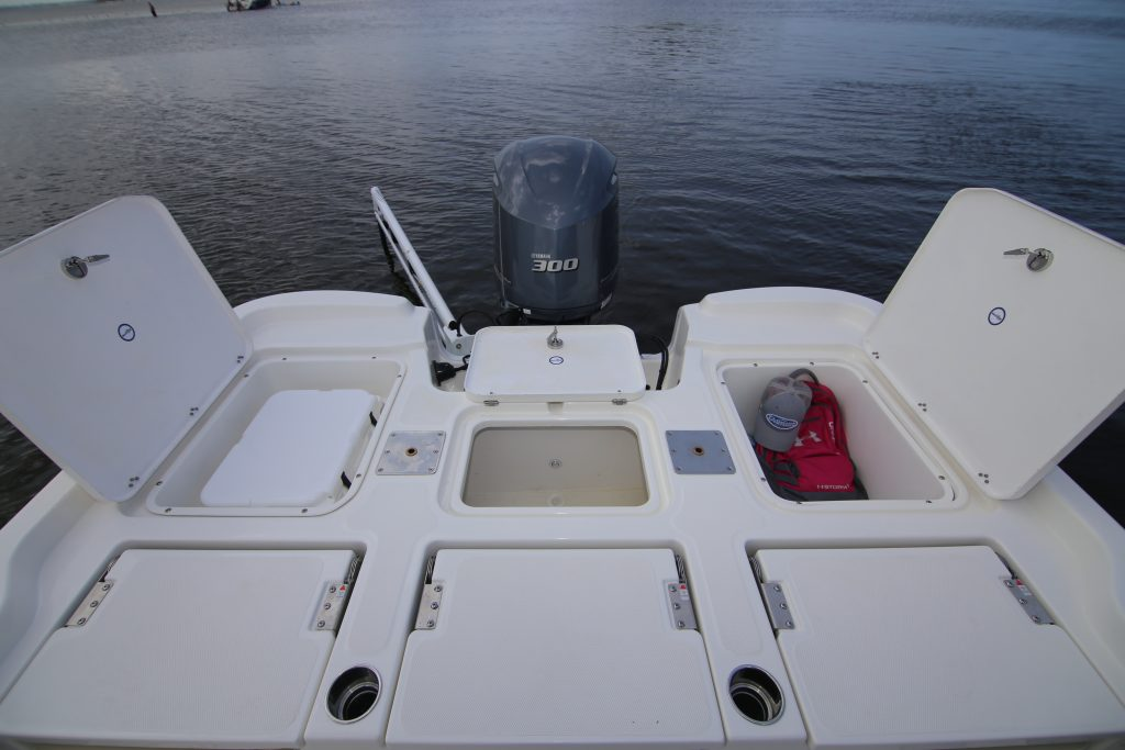 Nautic Star 265 XTS Storage Review