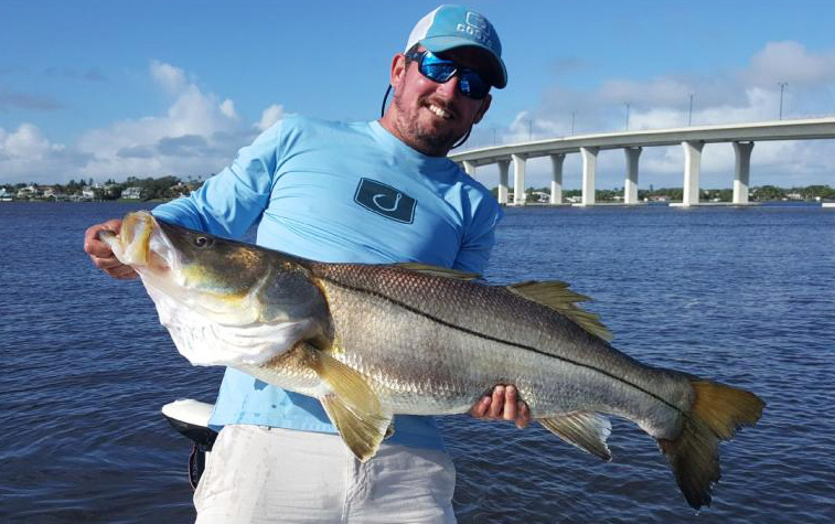 Snook atlantic seasonal closure starts december 15 for Southeast florida fishing report