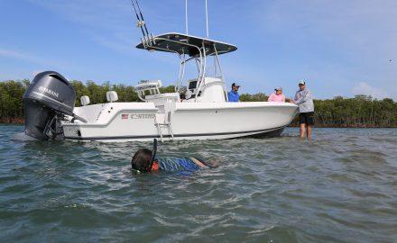 Florida Sportsman Best Boat Contender