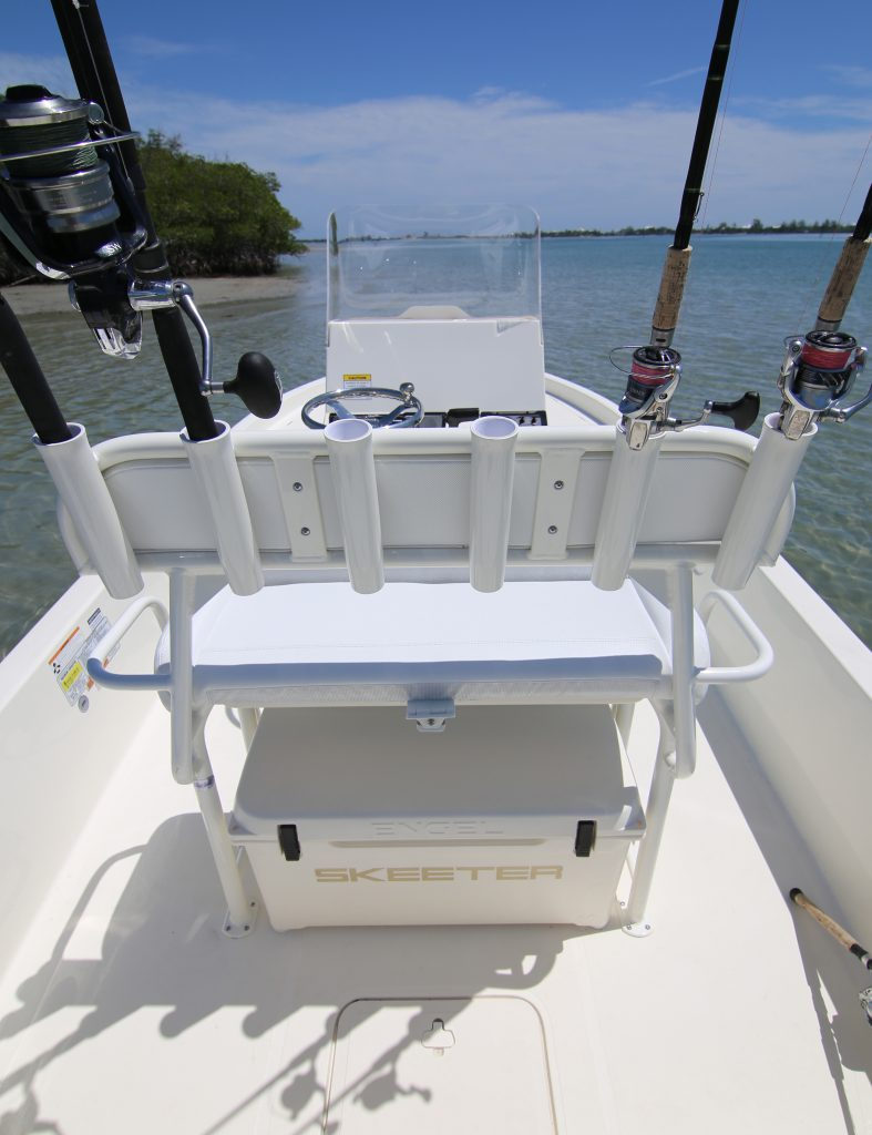 Skeeter SX 210 Rod Holder Review