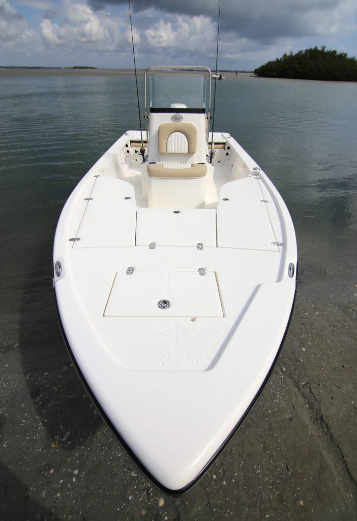 Sea Born FX 21 Bay Deck Review