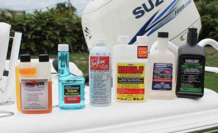 Fuel Additives for Outboards