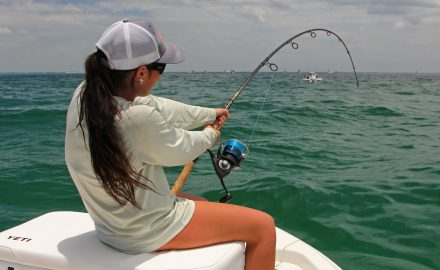 Florida sportsman fishing reports gear boats how to for Target fishing pole