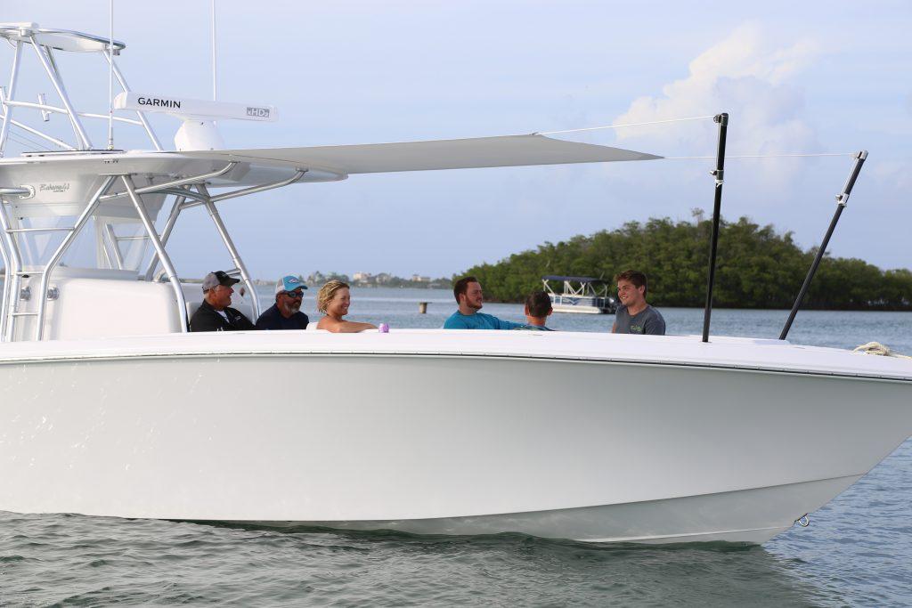 Bahama Boatworks 41 Sun Shade Review