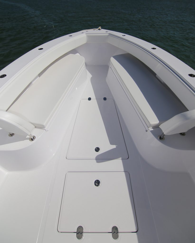 Bahama Boatworks 41 Forward Seating Review